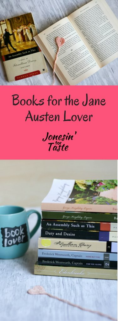 These movies and books for the Jane Austen Lover are sure to please any Jane Austen fan and are perfect for gift giving any time of the year.