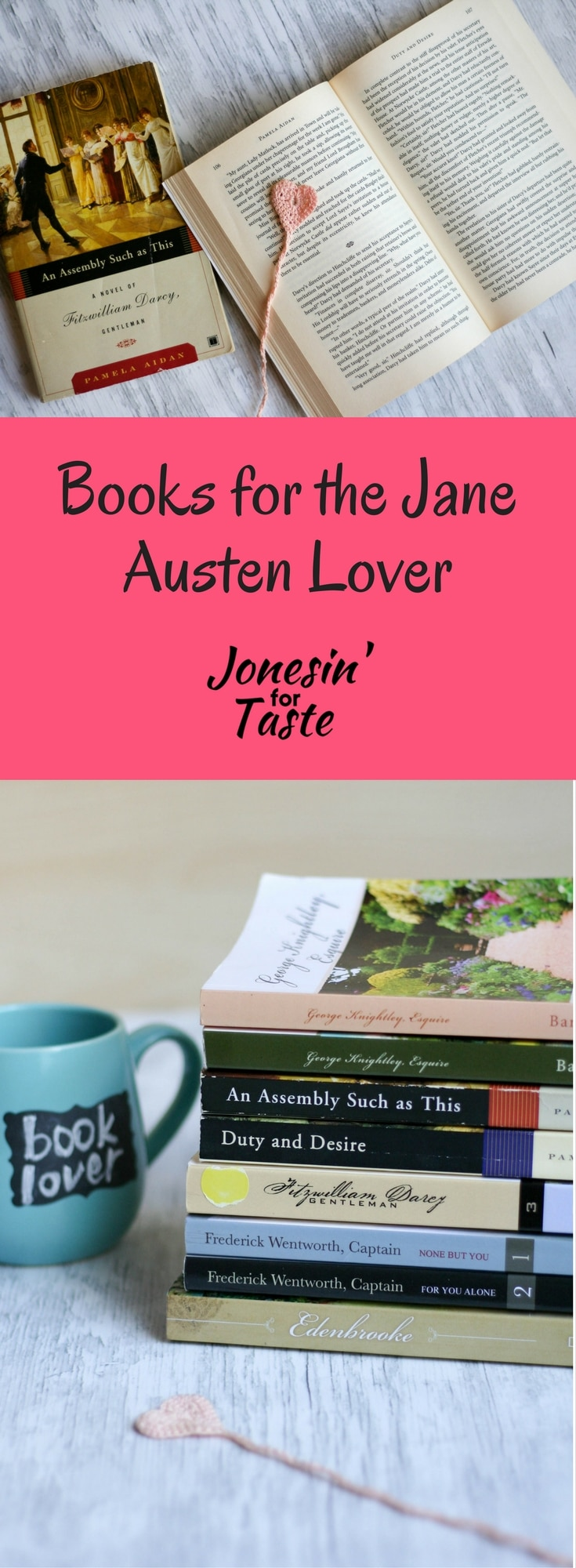 These movies and books for the Jane Austen Lover are sure to please any Jane Austen fan and are perfect for gift giving any time of the year. #giftguides #janeausten