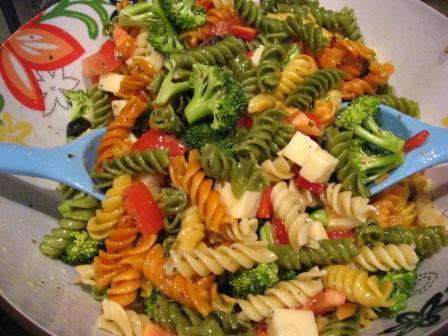 Christine's Pasta Salad