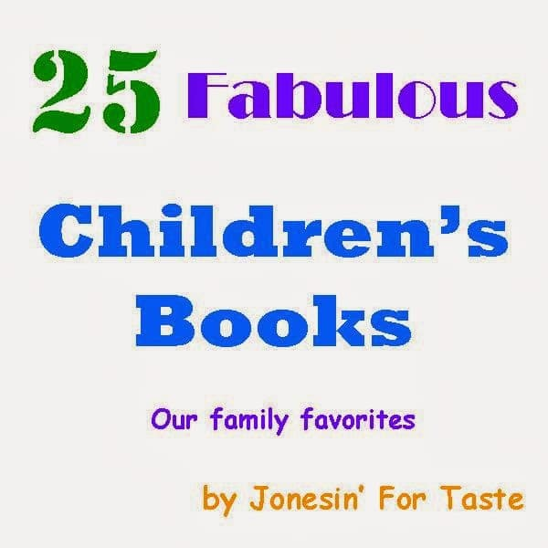 25 Fabulous Children's Books