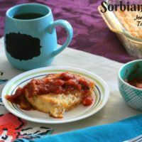 Easy Egg Breakfast Casserole (Sorbian Eggs)