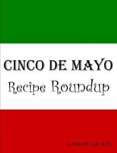 Cinco De Mayo Mexican Recipes