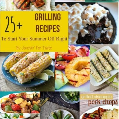 Over 25 Grilling Recipes
