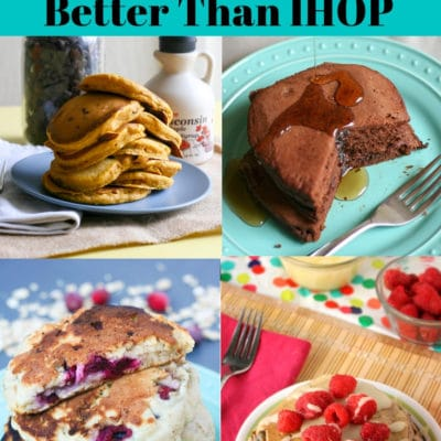 Easy Flavorful Homemade Pancakes Better Than IHOP