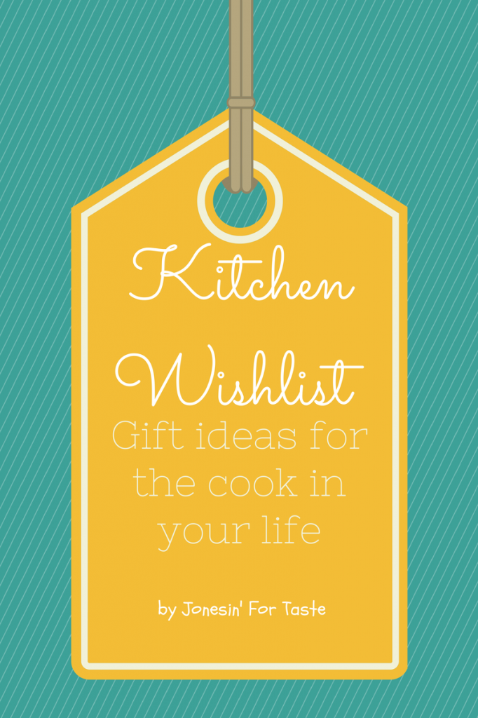 10 gift ideas for the cook in your life
