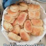 Refrigerator Rolls