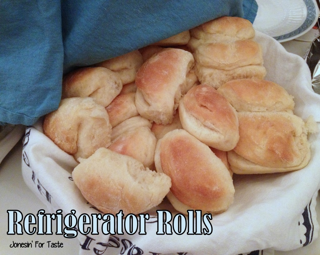 These rolls are soft, light, and buttery and the dough can be made the night before.