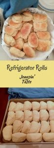These Refrigerator Rolls are soft, light, and buttery and the dough can be made the night before making them perfect for any family gathering.