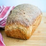 Perfect for french toast or just plain toasting this Oatmeal Breakfast Bread is hearty and a perfect start to your day.