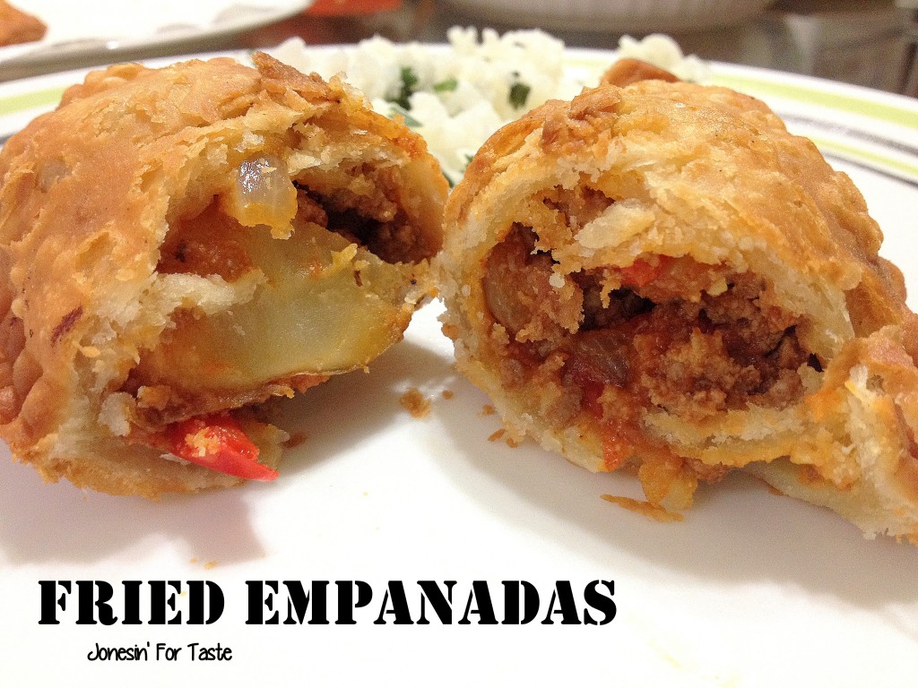 Whether baked or fried these empanadas filled with beef and potatoes are amazing and the perfect compliment to any Mexican inspired feast.