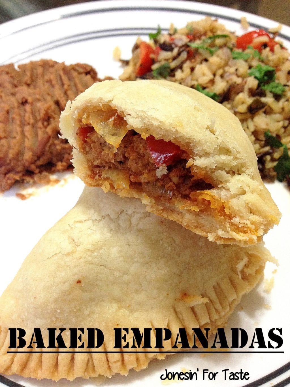 Baked or Fried Empanadas