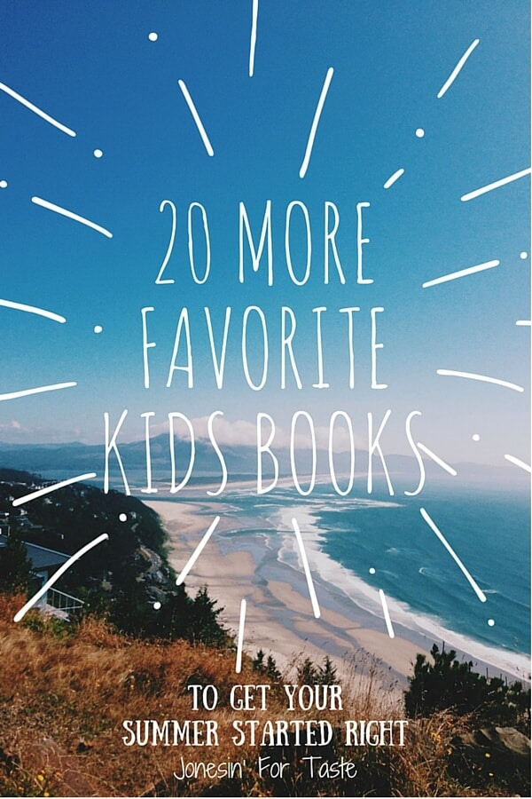 20 More Favorite Kids Books