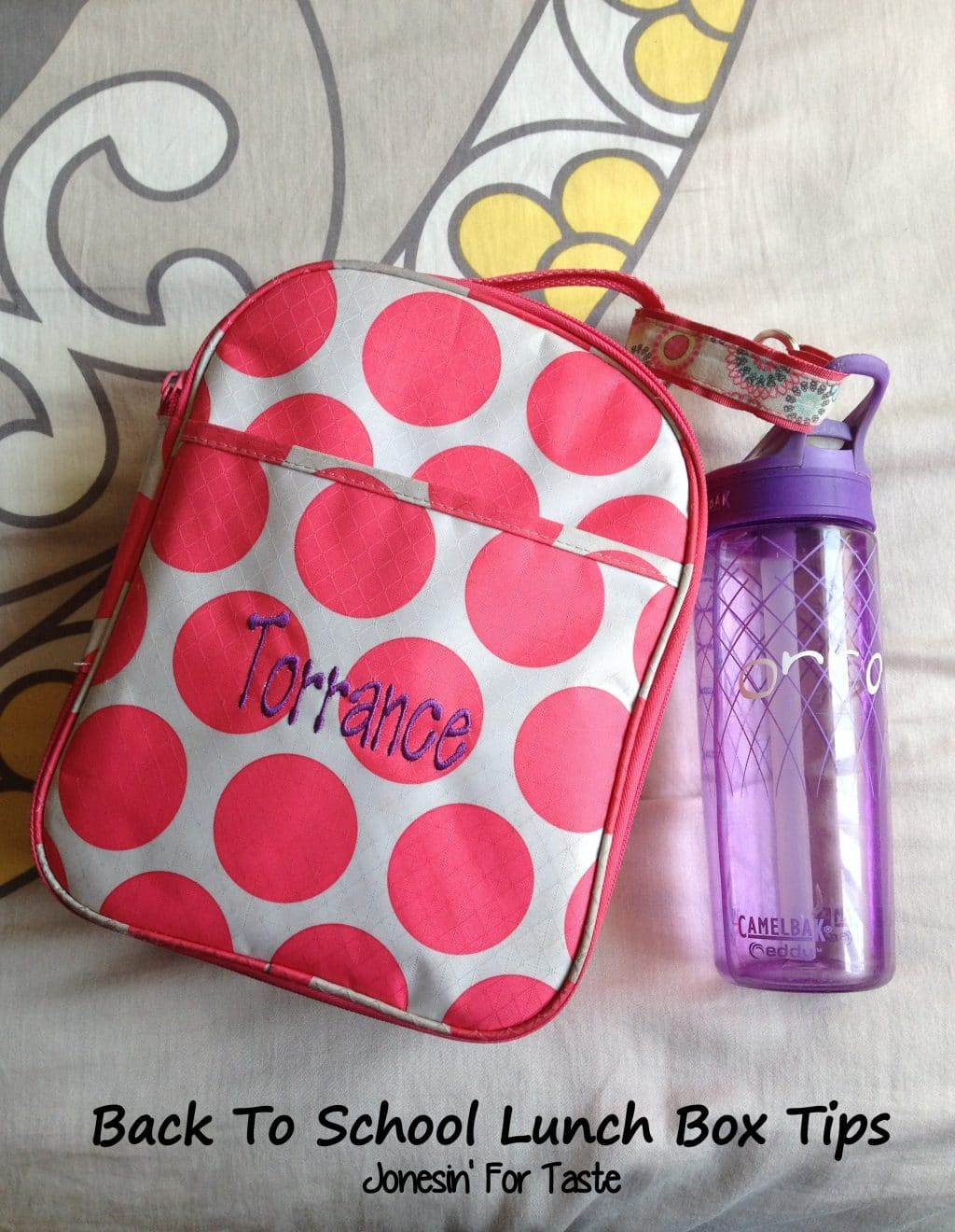 Back To School Lunchboxes