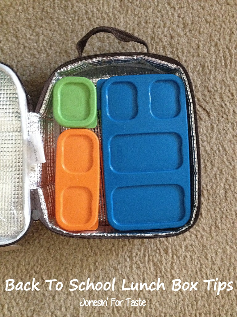 The key to sending your kids to school is having a reliable lunch box!  Get one that is functional and stands out.