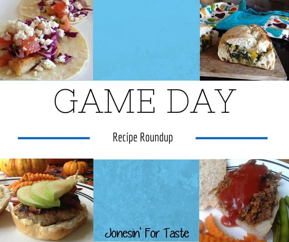 Impress your friends with some great eats at the Big Game Day get together. 15 easy ideas that impress without the work.