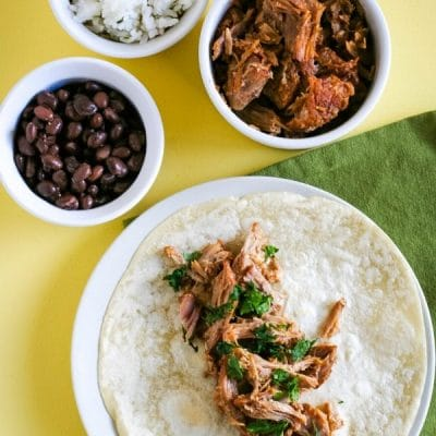 Cafe Rio Style Sweet Pork