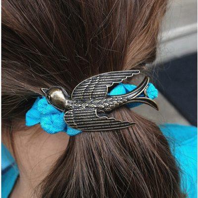 Easy Chunky Bracelet Hairties