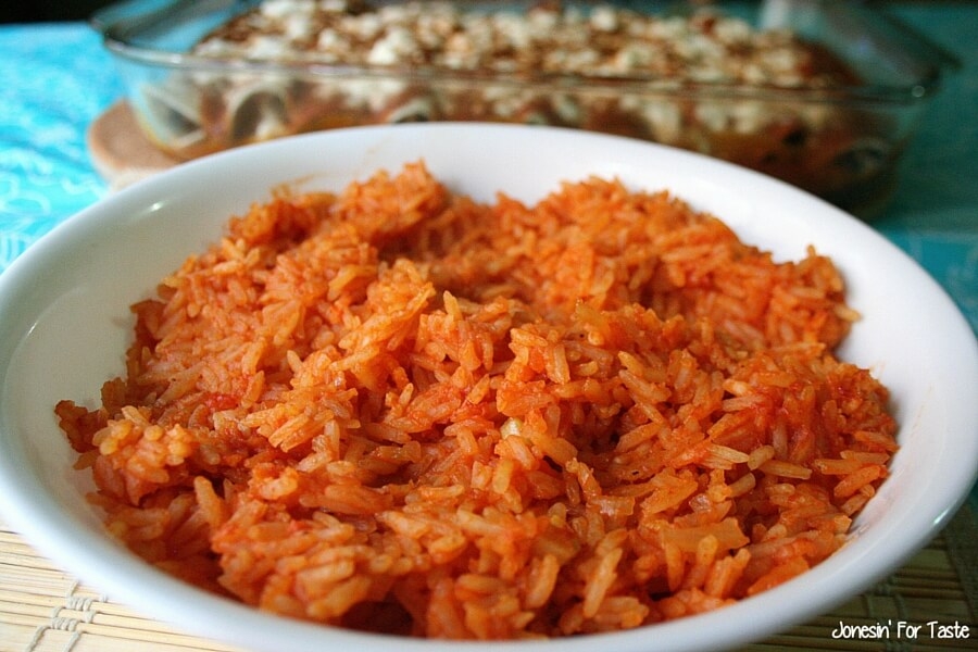 Mexican rice is simple to make with pantry ingredients and perfect for those who aren't fans of Spanish rice. Pair it with your favorite Mexican main dishes for a complete feast.