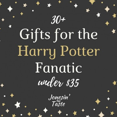 35 Gifts under $35 for the Harry Potter Fan