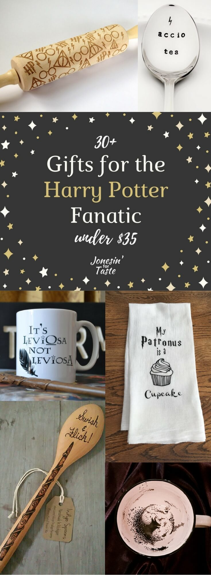 These amazing gifts all under $30 will make your favorite Harry Potter fan geek out when they get them.