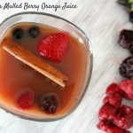 Slow Cooker Mulled Berry Orange Juice