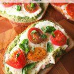 Simple Sourdough Pizza