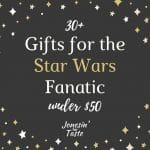 30+ gifts for the star wars fan
