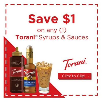 Torani coupon graphic