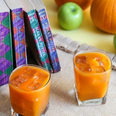 Pumpkin Juice- Harry Potter Style #Pumpkinweek