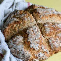 Easy Irish Soda Bread Recipe