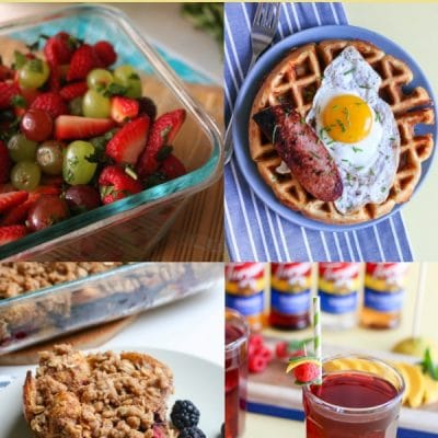 Easy Brunch Ideas For A Crowd