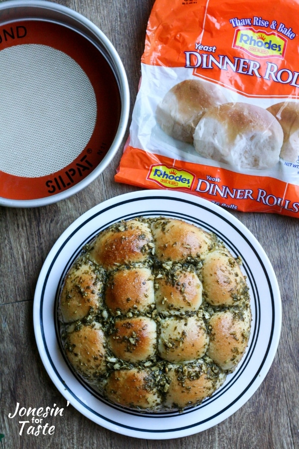 Easy Pesto Rolls Jonesin For Taste
