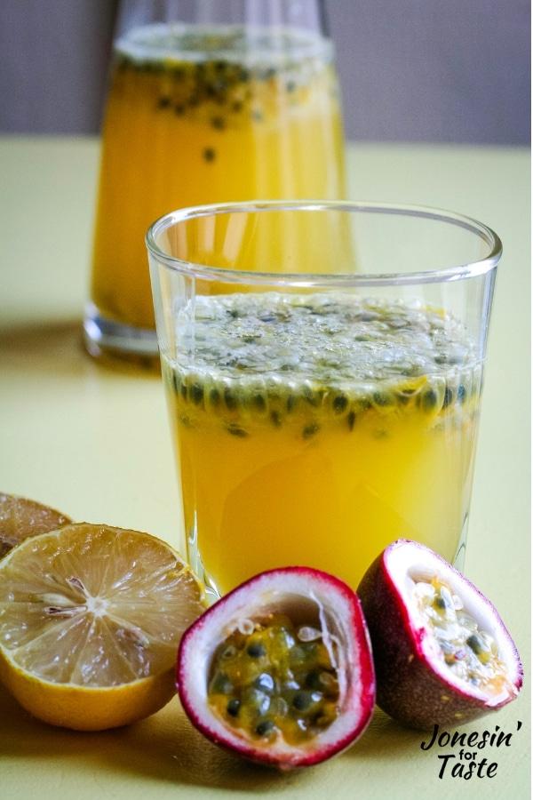 Passion Fruit Lemonade