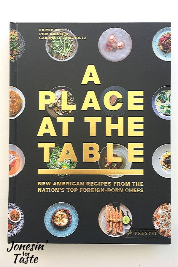 A Place At The Table cookbook cover