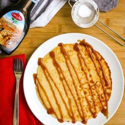 Pannenkoeken Recipe (Dutch style Pancakes)
