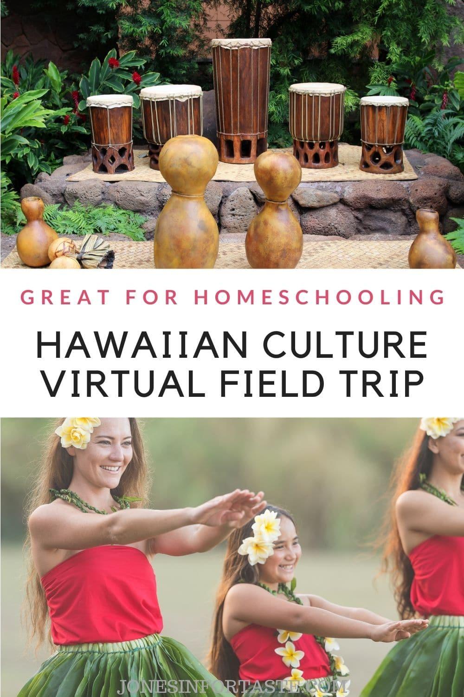 Hawaiian Culture Virtual Field Trip For Kids