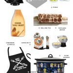 a collage with various gifts from the gift guide
