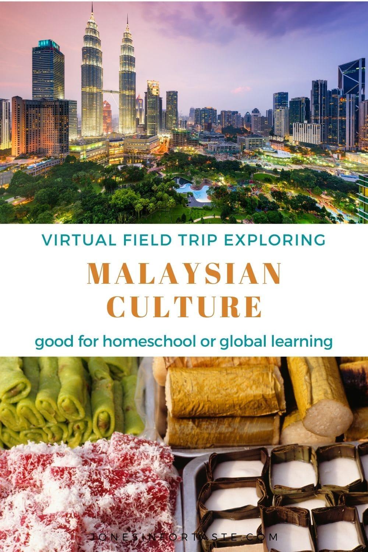 Malaysian Culture Virtual Field Trip for Kids