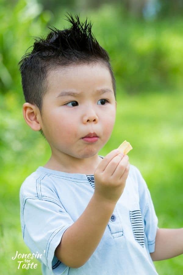 Introducing International Foods To Kids