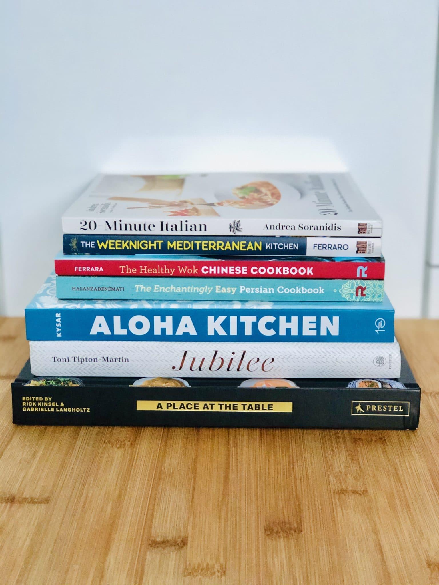 Family Favorite International Cuisines Cookbooks